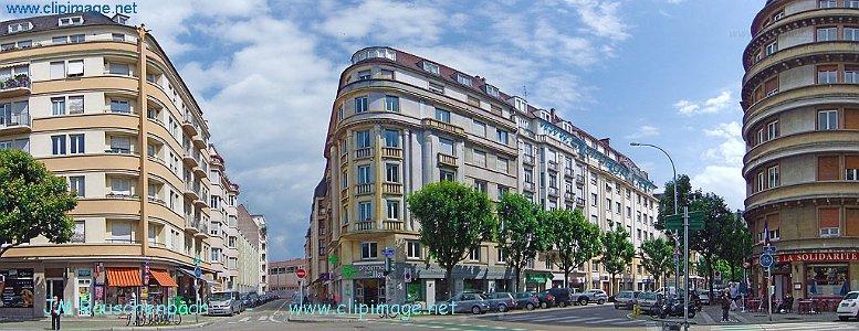 Accueil galeries photos photos panoramiques 2 rue du for Rue du miroir strasbourg